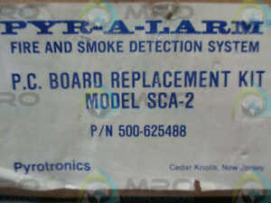 Pyrotronics Sca 2 Pc Board Replacement Kit new In Box