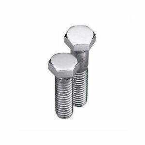 Summit Racing Engine Bolts Stainless Steel Polished Hex Head Sbc Kit