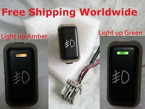 Genuine Jdm Oem Honda Fog Light Switch Civic Eg6 Eg9 Prelude Bb4 Integra Dc2 Db8