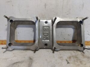 Bds Dual Quad Blower Intake Adapter Plate Vintage