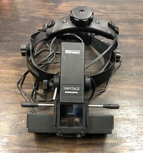 Keeler Vantage Binocular Indirect Ophthalmoscope 1202 p 6106