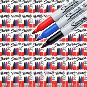 Sharpie 30173 Fine Point Permanent Color Markers Assorted 1 2 6 12 24 48