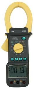 New Bk 369b 1000a Ac dc Multifunction True Rms Current Clamp Meter