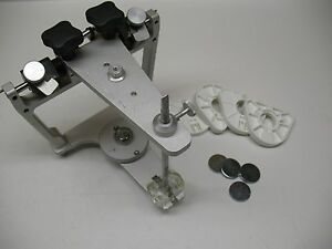 Whipmix 3140 Magnetic Semi Adjustable Dental Articulator Wax Crown
