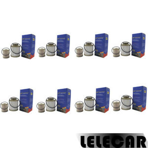 6 Pcs Fuel Filter F55590 For Ford 6 0l Turbo Diesel Fd 4616 3c3z 9n184 cb