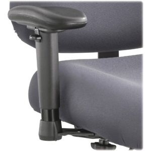 Safco Optimus Big And Tall Chair Arm Kit 3591bl
