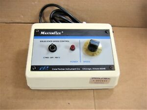 Cole Parmer Masterflex Solid State Speed Controller