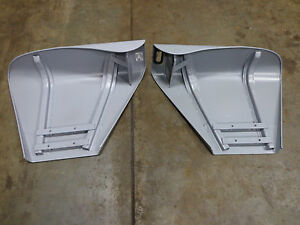 John Deere 520 530 620 630 720 730 Square Top Fenders Set Lh Rh
