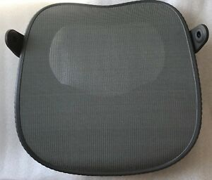 New Mirra Oem Herman Miller Flex Front Seat Graphite