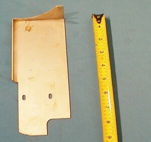 American Slicing Company Berkel Vintage Deli Slicer Part S Carriage Piece