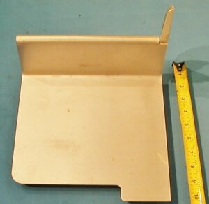 American Slicing Company Berkel Vintage Deli Slicer Part S Carriage Tray