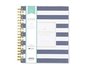 Day Designer For Blue Sky 2018 2019 Academic Year Daily Monthly Planner Fle