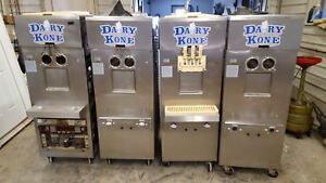 5 Coldelite Uf 253 P Ice Cream Machines H2o Cooled 4 Complete Tested 230v 3ph