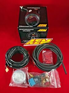 Aem Tru boost Gauge Type Electronic Turbo Boost Controller 2 1 16 52mm 30 4350
