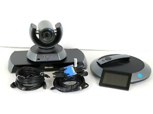 Lifesize Icon 600 Video Conferencing System W Camera 10x Phone 2nd Gen