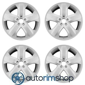Mercedes Gl320 Gl350 Gl450 2009 2012 19 Factory Oem Wheels Rims Set