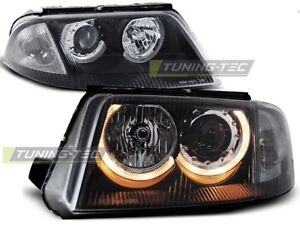 Rings Headlights Rhd Lhd Lpvw46 Vw Passat 3bg B5 Fl 2000 2001 2002 2003 2005