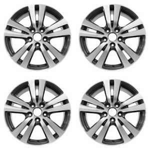 Honda Pilot Ridgeline 2016 2018 18 Factory Oem Wheels Rims Set