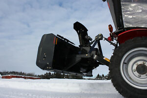 56 Bercomac Pro 1000 series 3 point Tractor Snow Blower Clearance