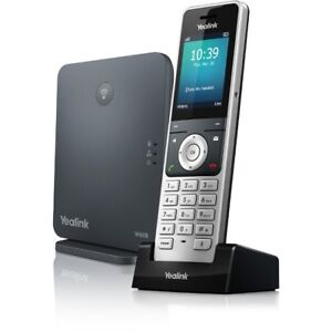 Yealink W60p Ip Phone Wireless Dect