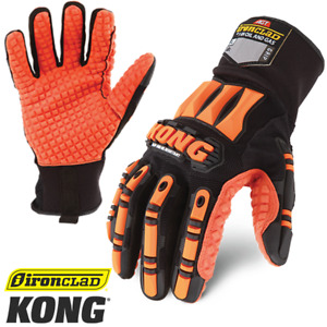 Ironclad Kong Slip Oil Resistant Gloves 12 Pack