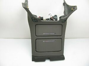 Gm 15 16 Tahoe Yukon Center Console Cupholder W switches Wiring Harness