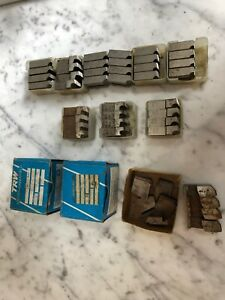 Lot Of Geometric Die Head Chasers Threading