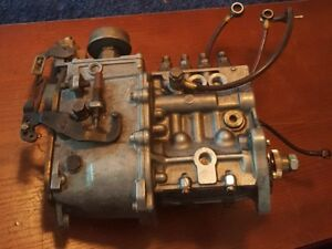 Mercedes Fuel Injection Pump Om616 Na Diesel W123 Bosch 4 Cylinder Non Turbo