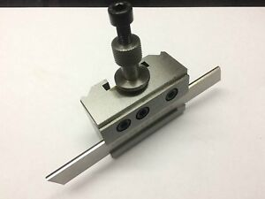 T 51 Quick Change Tool Post s Parting Holder Blade For Boxford south Bend Lathe