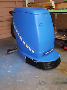 Predator Auto scrubber Pas20 With Battery Charger Custom Loader transporter