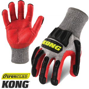 Ironclad Kong Cut 5 Knit Gloves 12 Pack