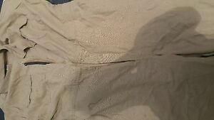 Bulwark Cnb2 Deluxe Nomex Iiia Coverall Tan Size 46 ln Super Light Material Used