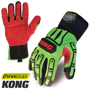 Ironclad Kong Deck Crew Cut 5 Gloves 12 Pack