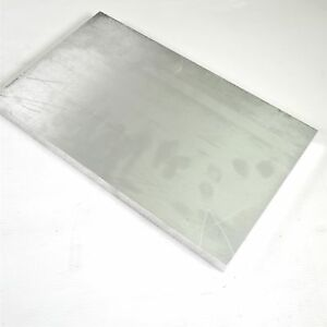 1 5 Thick 1 1 2 Aluminum 6061 Plate 7 0625 X 10 125 Long Sku 174424