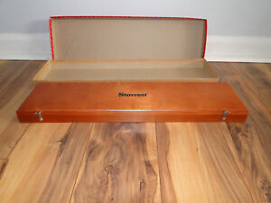 Starrett Tubular Inside Micrometer No 823 Mez Range 100mm To 1000mm Metric