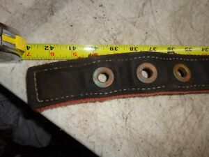 Vintage Karl Kuemmerling Tree Climbing Belt Harness 4 D Ring Lineman