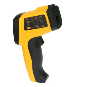 New Digital Infrared Thermometer Temperature Meter Non contact 58 1742