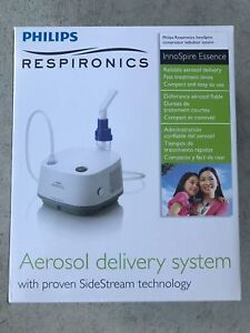 Brand New Philips Respironics Innospire Essence Nebulizer Machine Neb Kit