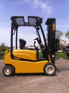 Electric Pneumatic Forklift 2012 Yale Erp040