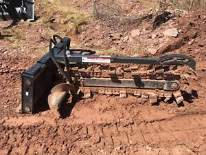 2015 Bobcat Lt313 Trencher Attachment