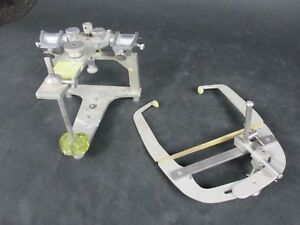 Whip Mix 8000 Dental Lab Articulator W Facebow For Occlusal Plane Analysis