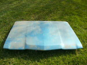 1973 1976 Plymouth Duster Hood