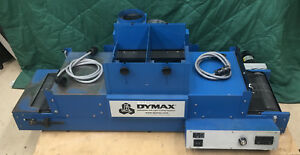 Dymax Uv Conveyor Uvcs d5 1 120 Curing System dryer Belt Pad Printing Cure