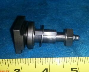 Original Logan 10 Lathe Idler Change Gear Bolt Bushing Assembly Hanger