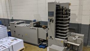Horizon Vac 100 Tower Spf 20a Fc 20a Automated Booklet Maker Bourg Duplo