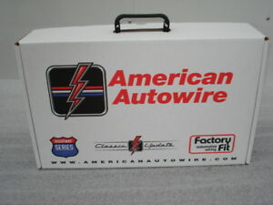 Highway 15 Wiring Kit 1928 29 30 31 32 36 37 40 48 Ford Chevy Gmc Car