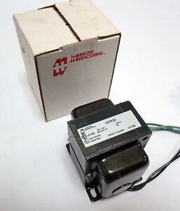 Hammond 167p20 Low Voltage Filament 115v 60hz Chassis Mount Tested