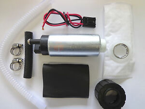 255lph Fuel Pump High Pressure Flow Performance Electric Efi New 255lph Tre 340