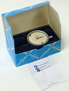 Compac Geneve Precision Dial Indicator Type 567 A 00005 Swiss Made