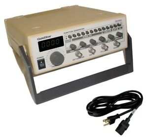 Goldstar Fg 2002c 0 02hz 2mhz Sweep Function Generator W built in Counter